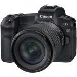 Фото - Canon Фотоаппарат Canon EOS R + RF 24-105 IS STM (3075C129) (Официальная гарантия)