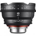 Фото - Samyang Samyang XEEN 16mm T2.6 FF CINE Canon EF Mount (F1513601101)