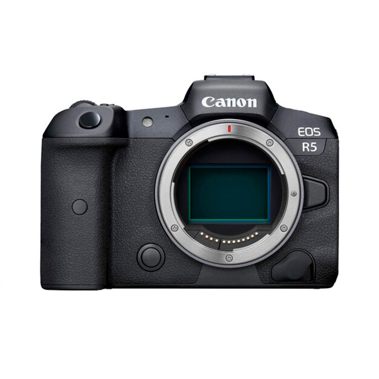 Купить - Canon Фотоаппарат Canon EOS R5 Body (4147C027) (Официальная гарантия)