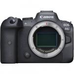 Фото - Canon Фотоаппарат Canon EOS R6 body (4082C044) (Официальная гарантия)