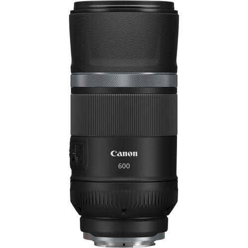 Купить - Canon Canon RF 600mm f/11 IS STM (3986C005)
