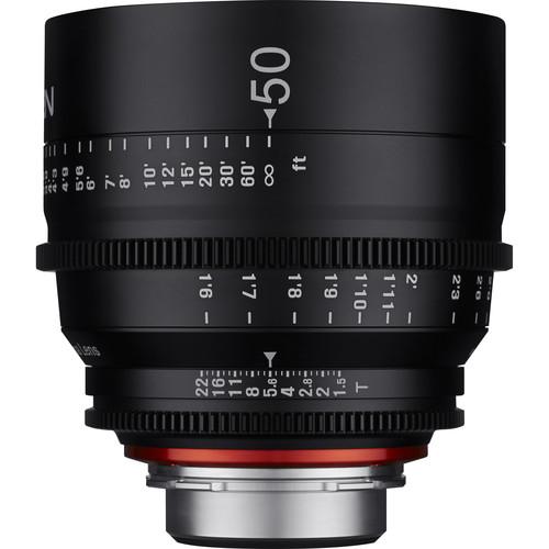 Купить - Samyang Samyang XEEN 50mm T1.5 FF CINE Canon EF Mount (F1511101101)
