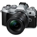 Фото - Olympus Olympus E-M5 Mark III 12-45mm PRO Kit Silver/Black (V207092SE000)