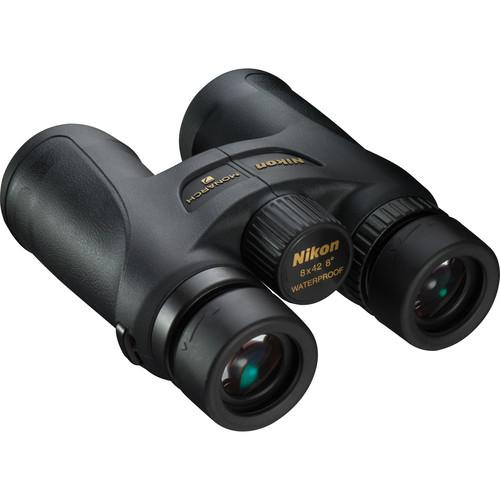 Купить - Nikon Бинокль Nikon MONARCH 7 8x42 (BAA785SA)