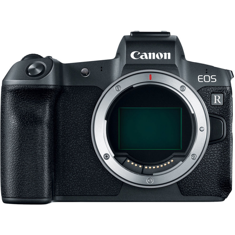 Купить - Canon Фотоаппарат Canon EOS R + RF 35mm f/1.8 MACRO IS STM + адаптер EF-RF