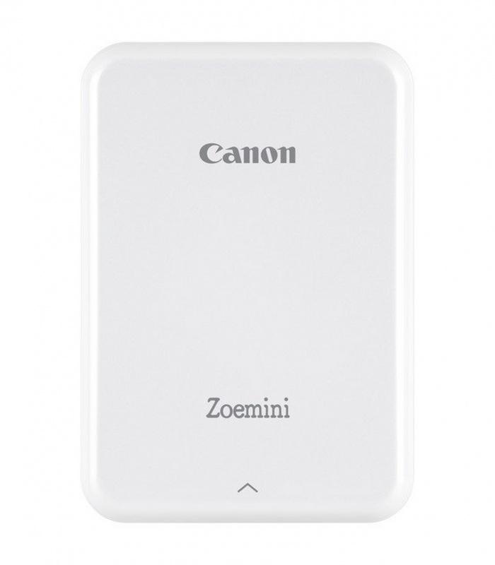 Купить - Canon Принтер Canon ZOEMINI White (3204C006)