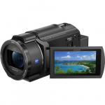 Фото - Sony Видеокамера 4K Flash Sony Handycam FDR-AX43 Black (FDRAX43B.CEE)