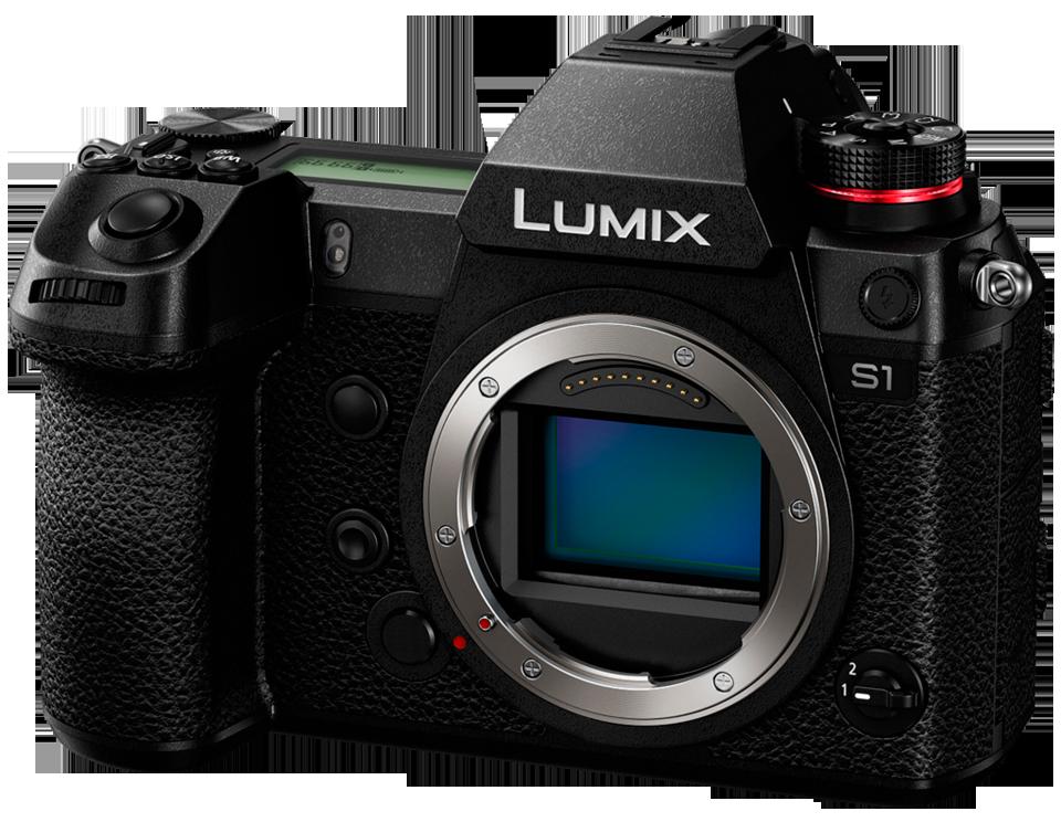 Купить - Panasonic Panasonic Lumix DC-S1K Kit 20-60 mm f/3.5-5.6 (DC-S1KEE-K)