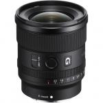 Фото - Sony Объектив Sony FE 20mm F1.8 G (SEL20F18G.SYX)