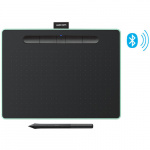 Фото - Wacom  Графический планшет Intuos M Bluetooth Pistachio (CTL-6100WLE-N)
