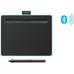 Фото - Wacom  Графический планшет Intuos S Bluetooth Pistachio (CTL-4100WLE-N)