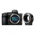 Фото - Nikon Фотоаппарат Nikon Z5 + FTZ adapter