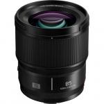 Фото - Panasonic Объектив Panasonic Lumix S 85mm f/1.8 Lens