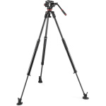 Фото - Manfrotto   Штатив Manfrotto 504X & CF Fast Sing Leg Tripod (MVK504XSNGFC)