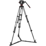 Фото - Manfrotto   Штатив Manfrotto 504X & CF Twin GS (MVK504XTWINGC)