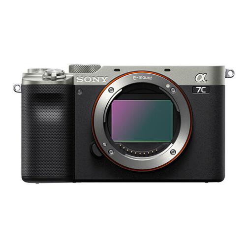 Купить - Sony Фотоаппарат Sony Alpha a7C Body Silver (ILCE7CS.CEC)