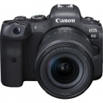 Фото - Canon Фотоаппарат Canon EOS R6 + RF 24-105 IS STM