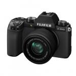 Фото - Fujifilm Фотоаппарат Fujifilm X-S10 + XC 15-45mm F3.5-5.6 Kit Black (16670106)