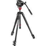 Фото - Manfrotto   Штатив Manfrotto 500 Fluid Video Head with 190X Video Aluminum Tripod (MVK500190XV)