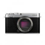 Фото - Fujifilm Fujifilm X-E4 Body silver (16673847)