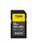 Фото - Sony Карта памяти SD 64 Гб Sony SF64TG TOUGH Class 10 UHS-II (SF64TG)