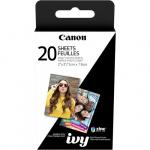 Фото - Canon Фотобумага ZINK Paper 20 sheets ZP-203020S (3214C002)