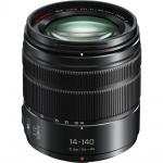 Фото - Panasonic Объектив Panasonic Micro 4/3 Lens 14-140mm F3.5-5.6 ASPH. POWER O.I.S. Lumix G Vario (H-FS14140EKA)