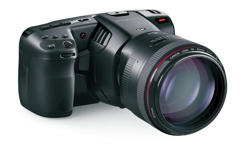 Купить - Blackmagic  Blackmagic Design Pocket Cinema Camera 6K