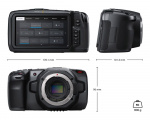 Фото Blackmagic  Blackmagic Design Pocket Cinema Camera 6K