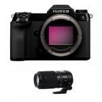 Фото - Fujifilm Фотоаппарат Fujifilm GFX 100S + GF 100-200mm f/5.6 R LM OIS WR