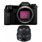 Фото - Fujifilm Фотоаппарат Fujifilm GFX 100S + GF 63mm F2.8 R WR