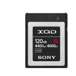 Фото - Sony Карта пам'яті  Sony XQD 120GB G Series PCI Express 3.0