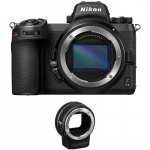 Фото - Nikon Фотоаппарат Nikon Z6 II + FTZ Adapter Kit