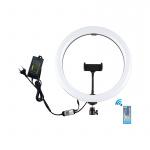 Фото - PowerPlant Кольцевая LED лампа Puluz PU411EU 12' (PU411EU)