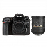 Фото - Nikon Фотоаппарат Nikon D7500 kit (18-200mm) VR