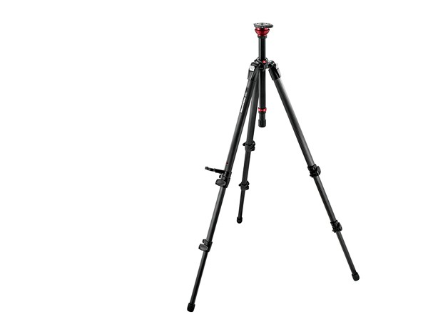 Купить -  Штатив Manfrotto 755CX3 MDEVE TRIPOD 50 MM H.B. CARBON (755CX3)
