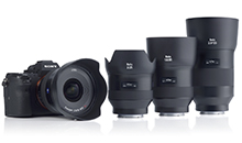 Фото - Объективы ZEISS для системных камер